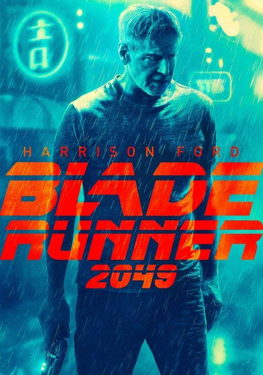 BLADE RUNNER 2049 Movie Poster | prints4u